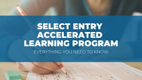 selective entry learning program